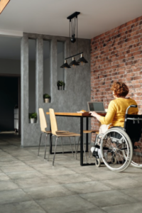 home modifications for amputees